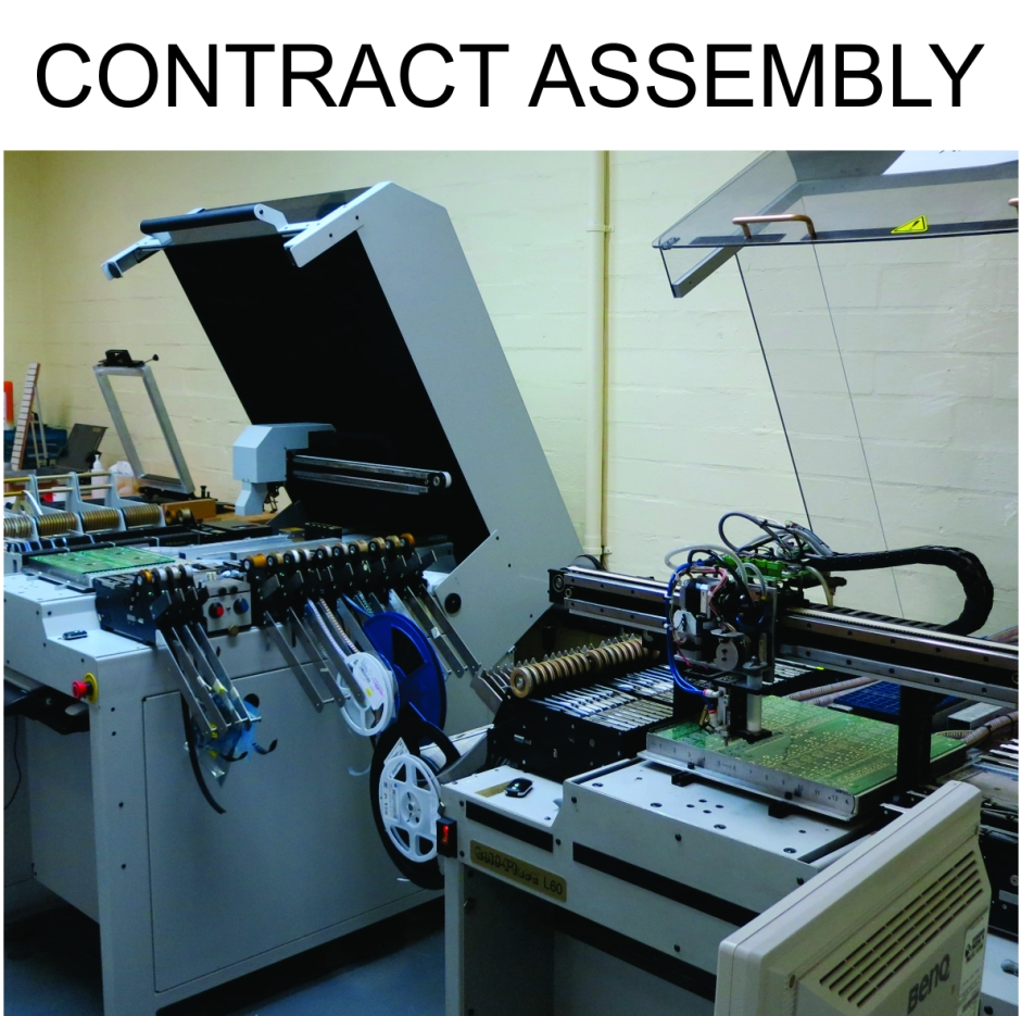 Contract assembly