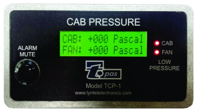 cab pressure web